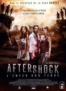 Aftershock - French DVD movie cover (xs thumbnail)
