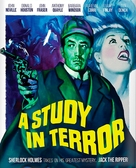 A Study in Terror - Movie Cover (xs thumbnail)