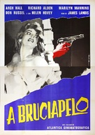The Sadist - Italian Movie Poster (xs thumbnail)