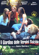 The Virgin Suicides - Italian Movie Poster (xs thumbnail)