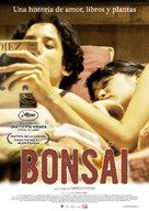 Bonsái - Spanish Movie Poster (xs thumbnail)