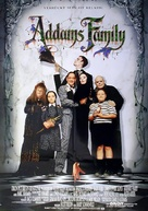 The Addams Family - German Movie Poster (xs thumbnail)