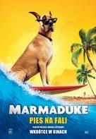 Marmaduke - Polish Movie Poster (xs thumbnail)