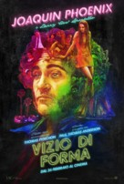 Inherent Vice - Italian Movie Poster (xs thumbnail)