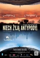 ¡Vivan las Antipodas! - Polish Movie Poster (xs thumbnail)