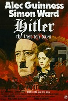 Hitler: The Last Ten Days - British Movie Poster (xs thumbnail)