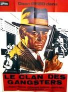 La banda de los tres crisantemos - French Movie Poster (xs thumbnail)