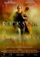 Rock Star - German Movie Poster (xs thumbnail)