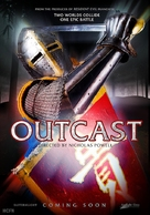 Outcast - British Movie Poster (xs thumbnail)