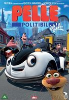 Pelle Politibil går i vannet - Norwegian DVD movie cover (xs thumbnail)
