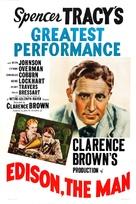 Edison, the Man - Movie Poster (xs thumbnail)