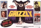 Grizzly - Movie Poster (xs thumbnail)