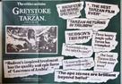 Greystoke - British Movie Poster (xs thumbnail)