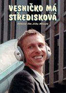 Vesnicko má stredisková - Czech VHS cover (xs thumbnail)