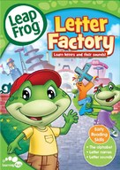 LeapFrog: The Letter Factory - Movie Cover (xs thumbnail)