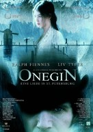 Onegin - German Movie Poster (xs thumbnail)
