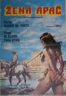 Una donna chiamata Apache - Yugoslav Movie Poster (xs thumbnail)