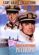 Operation Petticoat - DVD movie cover (xs thumbnail)