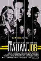 The Italian Job - British Movie Poster (xs thumbnail)
