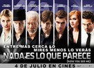 Now You See Me - Peruvian Movie Poster (xs thumbnail)