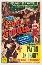 Bride of the Gorilla - Movie Poster (xs thumbnail)