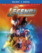 """DC's Legends of Tomorrow"" - Blu-Ray movie cover (xs thumbnail)"