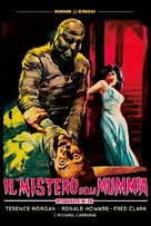 The Curse of the Mummy's Tomb - Italian DVD cover (xs thumbnail)
