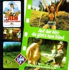 Auf der Alm, da gibt's koa Sünd' - German Movie Cover (xs thumbnail)