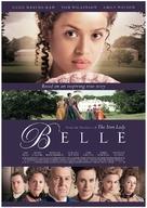 Belle - Dutch Movie Poster (xs thumbnail)