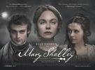 Mary Shelley - British Movie Poster (xs thumbnail)