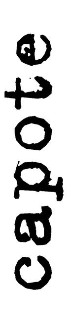 Capote - Logo (xs thumbnail)