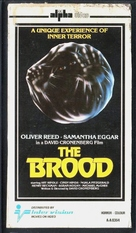 The Brood - British VHS movie cover (xs thumbnail)