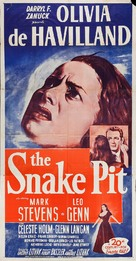 The Snake Pit - Movie Poster (xs thumbnail)