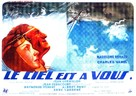 Ciel est à vous, Le - French Movie Poster (xs thumbnail)