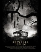 Don't Let Him In - British Movie Poster (xs thumbnail)