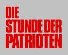 Patriot Games - German Logo (xs thumbnail)