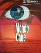 Mondo cane - Danish Movie Poster (xs thumbnail)