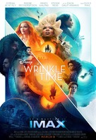 A Wrinkle in Time - Movie Poster (xs thumbnail)