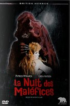 Satan's Skin - French DVD cover (xs thumbnail)
