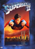 Superman II - DVD movie cover (xs thumbnail)