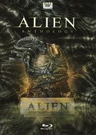 Alien - Blu-Ray movie cover (xs thumbnail)