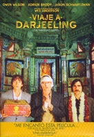 The Darjeeling Limited - Argentinian Movie Poster (xs thumbnail)