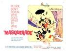 Masquerade - Movie Poster (xs thumbnail)