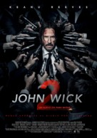 John Wick: Chapter Two - Colombian Movie Poster (xs thumbnail)