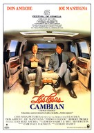 Things Change - Spanish Movie Poster (xs thumbnail)