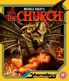 La chiesa - British Movie Cover (xs thumbnail)