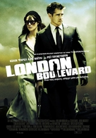 London Boulevard - Greek Movie Poster (xs thumbnail)