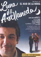 Luna de Avellaneda - Spanish poster (xs thumbnail)