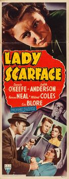 Lady Scarface - Movie Poster (xs thumbnail)