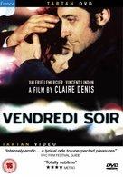 Vendredi soir - British Movie Cover (xs thumbnail)